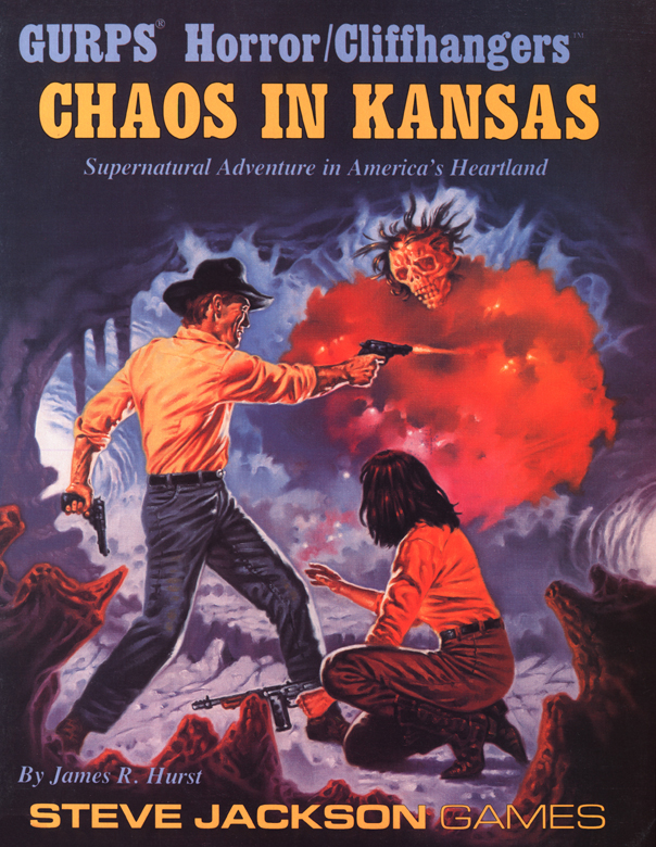 GURPS Chaos in Kansas