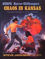 Chaos in Kansas cover