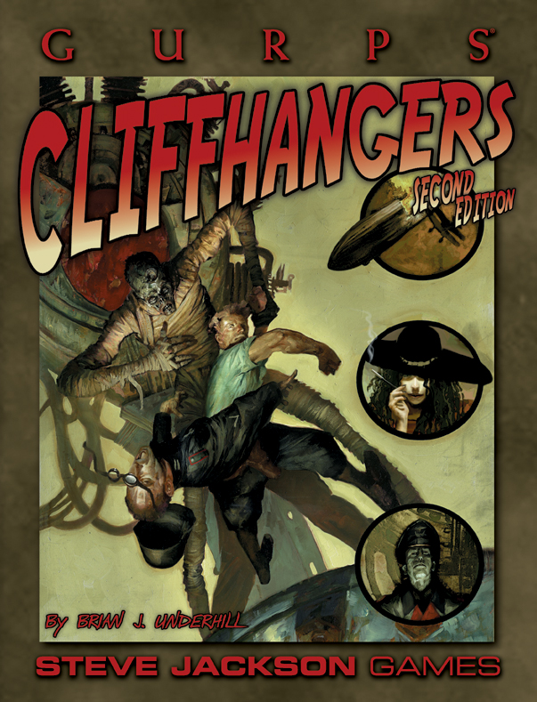 GURPS Cliffhangers, Second Edition