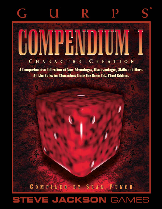 GURPS Compendium I (Front)