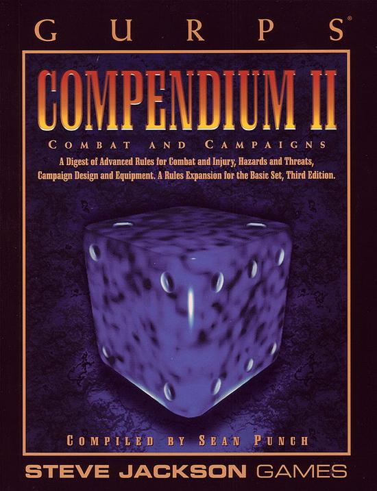 GURPS Compendium II
