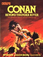 Conan: Beyond Thunder River cover
