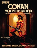 Conan: Moon of Blood cover