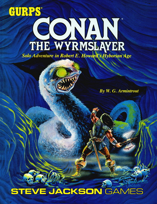 GURPS Conan the Wyrmslayer