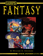 GURPS Fantasy – Cover