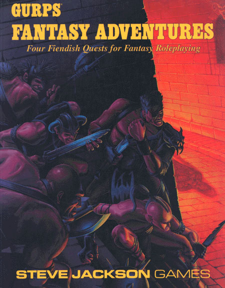 Fantasy Adventure Book Cover ~ Raging owlbear rpgaday part one to ten