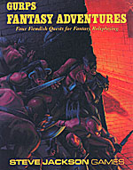 Fantasy Adventures cover