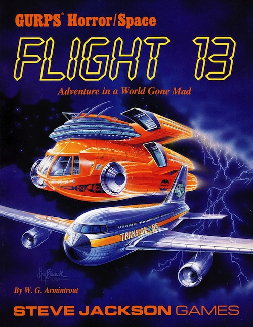 GURPS Flight 13