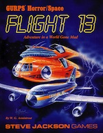Flight 13 cover