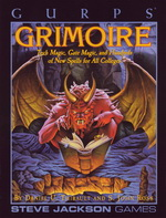 Grimoire cover