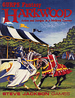 Fantasy: Harkwood cover