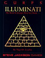 GURPS Illuminati
