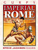 Imperial Rome cover