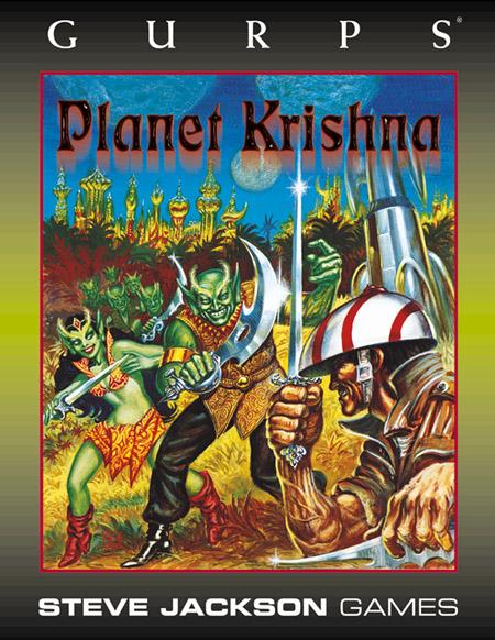 GURPS Planet Krishna