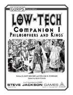 GURPS Low-Tech Companion 1