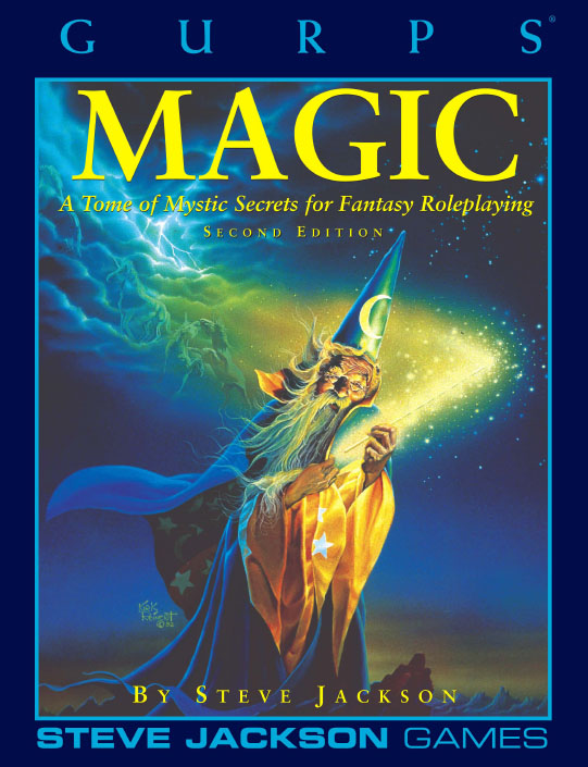 GURPS Magic, Second Edition