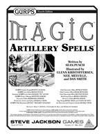 GURPS Magic: Artillery Spells