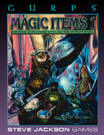Magic Items 1 cover