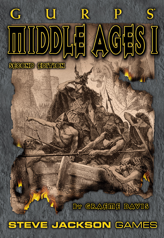 GURPS Middle Ages 1, Second Edition