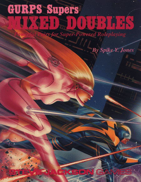 GURPS Supers: Mixed Doubles
