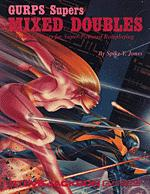 Supers: Mixed Doubles cover