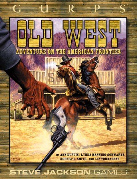 GURPS Old West