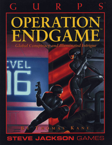 GURPS Operation Endgame