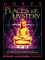 Places Of Mystery cover