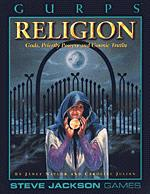 GURPS Religion (Front)