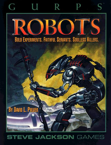 GURPS Robots (Front)