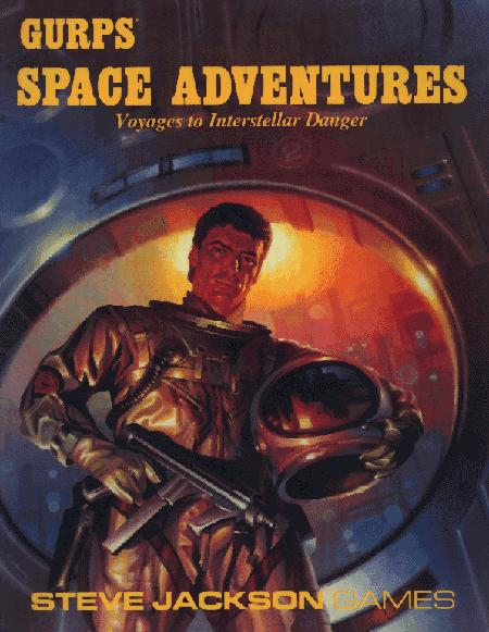 GURPS Space Adventures