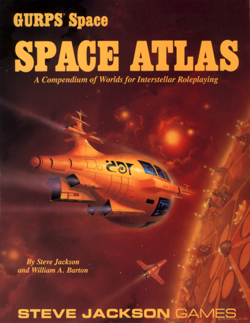 GURPS Space Atlas