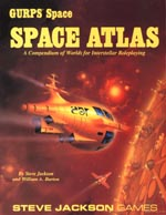 Space Atlas cover