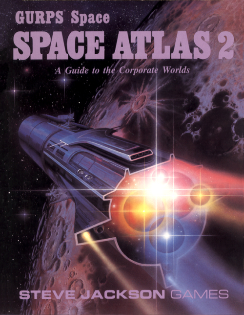 GURPS Space Atlas 2