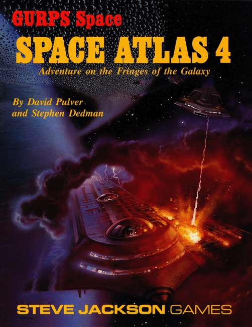 GURPS Space Atlas 4