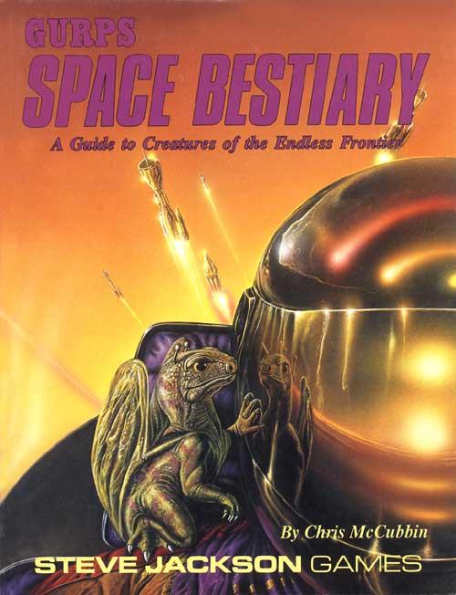 GURPS Space Bestiary