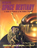 Space Bestiary cover
