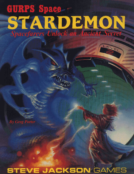 GURPS Space: Stardemon