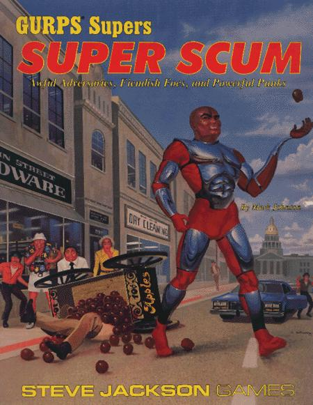 GURPS Super Scum
