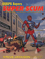 Super Scum cover