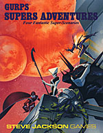 Supers Adventures cover