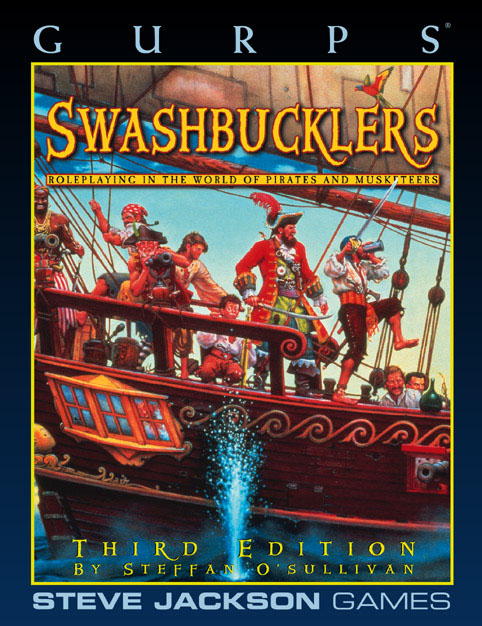 GURPS Swashbucklers, Third Edition