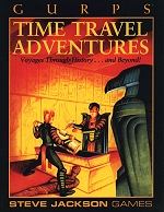 Time Travel Adventures cover