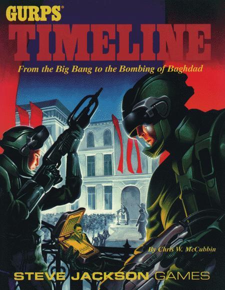 GURPS Timeline