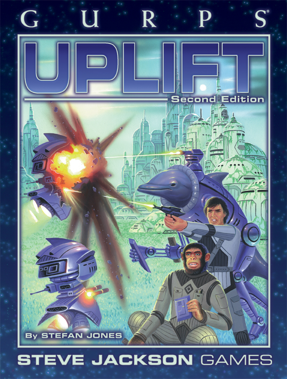 GURPS Uplift, Second Edition