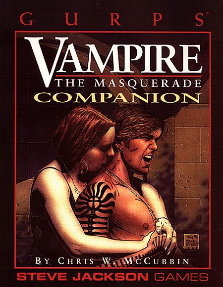 GURPS Vampire Companion