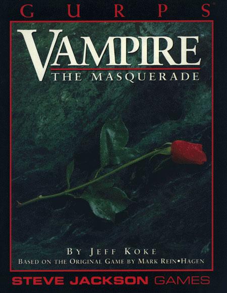 GURPS Vampire: The Masquerade