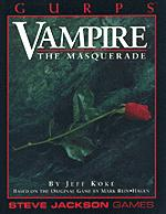 Vampire: The Masquerade cover