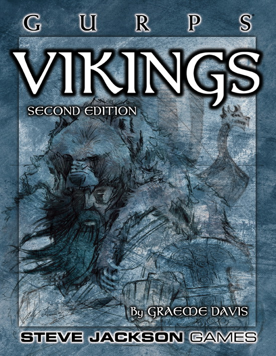 GURPS Vikings, Second Edition