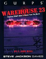 Warehouse 23 cover